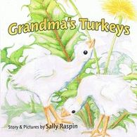 Grandma's Turkeys cover